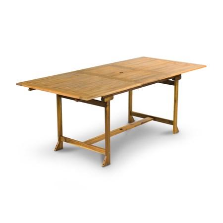 Nábytek zahradní Stůl skládací FIELDMANN FDZN 4104 200/150x90 cm