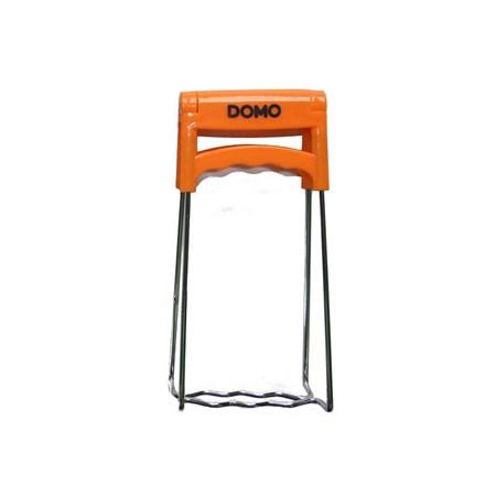 Vytahovací kleště zavař. sklenic - oranžové - DOMO