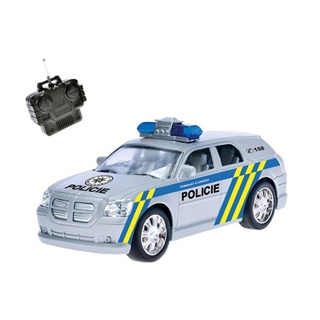 RC model POLICIE 20 cm