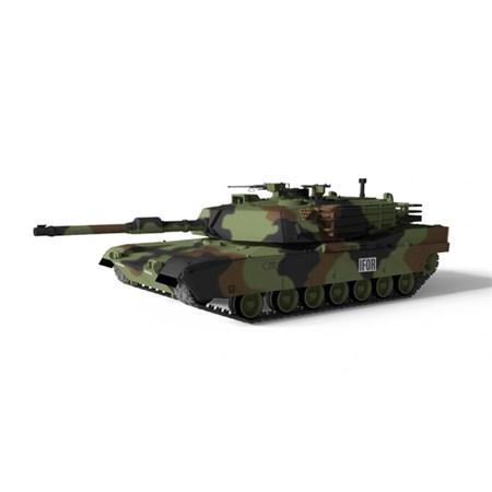 RC model TANK US M1A1 ABRAMS