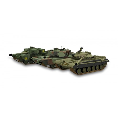 RC model TANK SERBIA M-84 INTERVENTION 1996