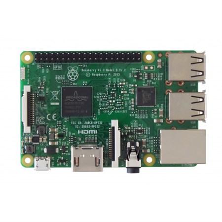 RASPBERRY Pi 3 MODEL B 64-bit 1GB RAM