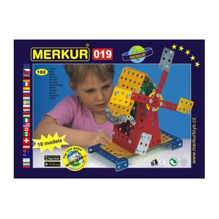 Stavebnice MERKUR 019 MLÝN