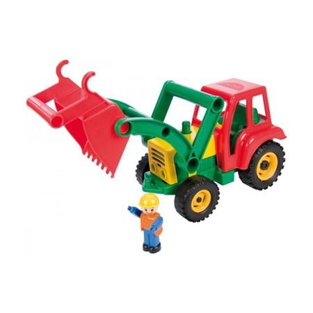 Traktor LENA se lžící 35 cm
