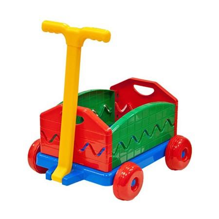 Vozík LENA dětský 40 cm rozkládací s rukojetí