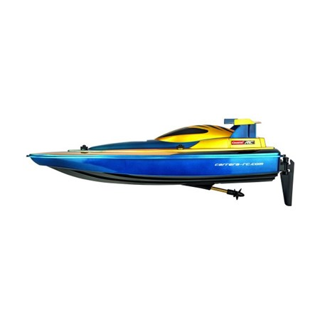 RC model LOĎ CARRERA BOAT modrá