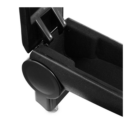Opěrka loketní AUDI A4 1994 - 2001 textilní černá