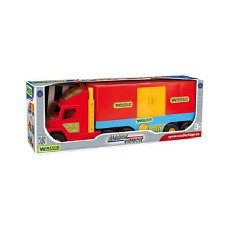Auto KAMION WADER s kontejnerem 78 cm