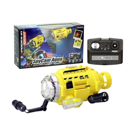 RC model PONORKA SPY CAM AQUA