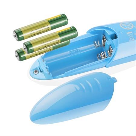 Pedikúra SENCOR SPE 4110BL, elektrický pilník na chodidla