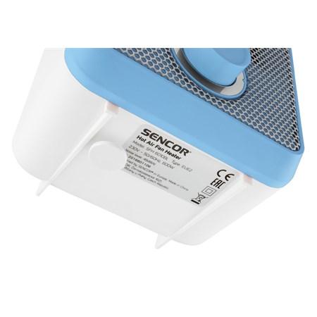 Teplovzdušný ventilátor SENCOR SFH 6010BL