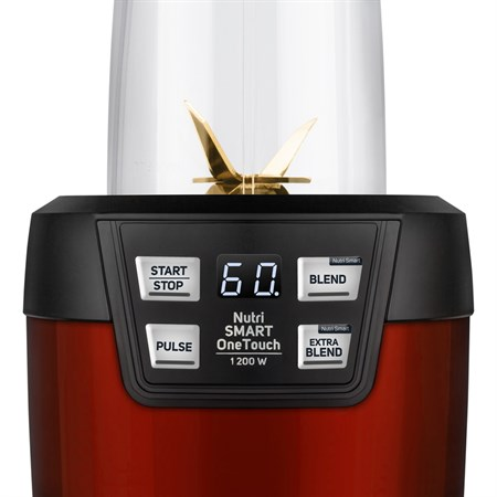 Mixér stolní nutri - červený- SENCOR SNB 6601RD