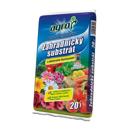 Substrát zahradnický AGRO 20L
