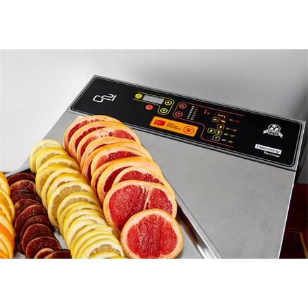 Sušička ovoce G21 HARMONY PLATINUM s časovačem