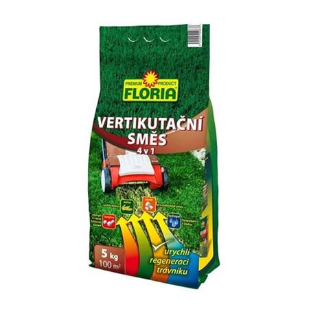 Hnojivo trávníkové AGRO vertikutační směs 5 kg