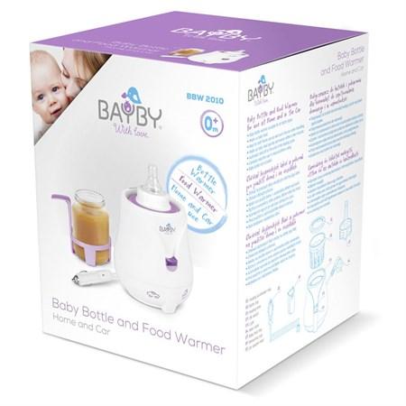 Ohřívač kojeneckých lahví BBW 2010 Car/Home BAYBY