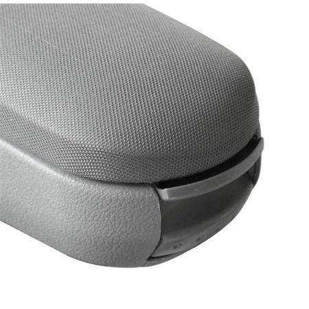 Opěrka loketní VW GOLF IV 1997 - 2003 textilní šedá