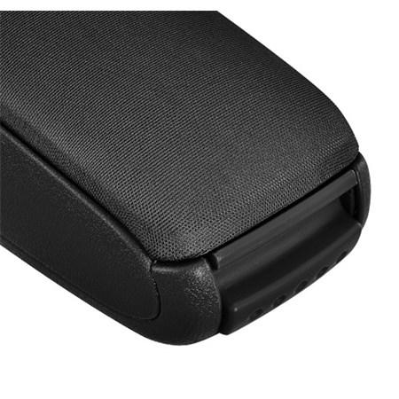 Opěrka loketní ŠKODA RAPID 2012 a více textilní černá