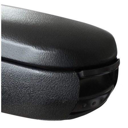 Opěrka loketní VW PASSAT B5 1996 - 2000 syntetická kůže černá