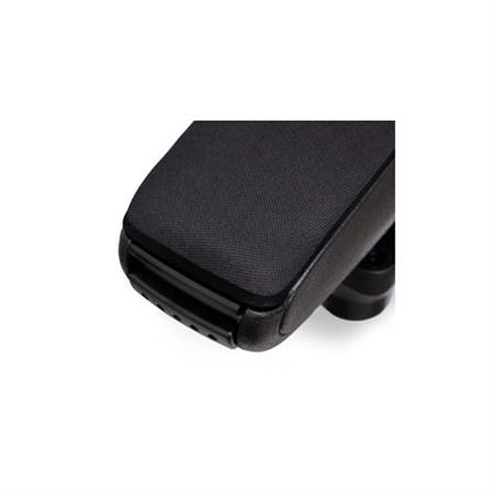 Opěrka loketní SEAT IBIZA 6L 2002 - 2008 textilní černá