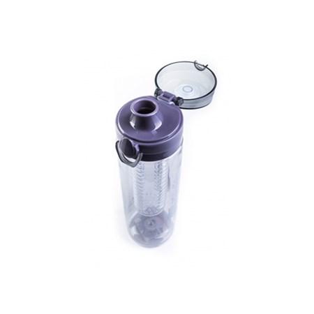 Láhev G21 SMOOTHIE 650 ml šedá