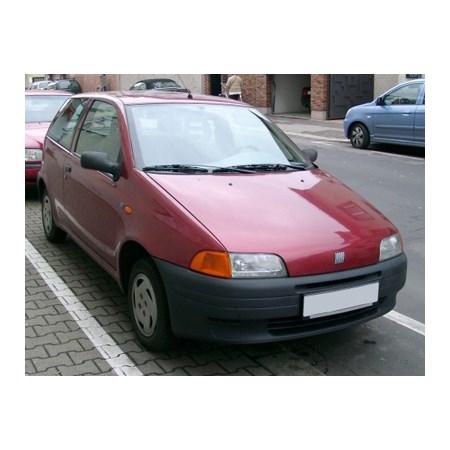 Lemy blatníku FIAT PUNTO 1993 - 1999 plastové 3dveř 4ks