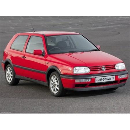 Lemy blatníku VW GOLF III 1991 - 1998 plastové hatchback 4ks