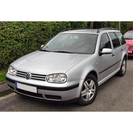 Lemy blatníku VW GOLF IV 1997 - 2003 plastové variant 4ks