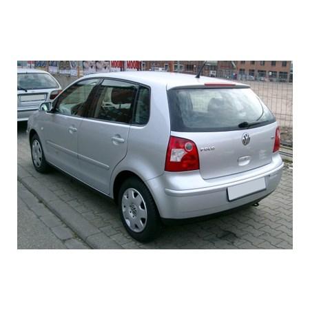 Lemy blatníku VW POLO IV 2001 - 2005 plastové 5dveř 4ks