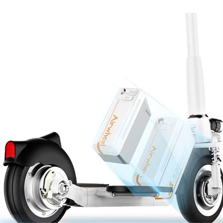Koloběžka elektrická ELJET AIRWHEEL bílá