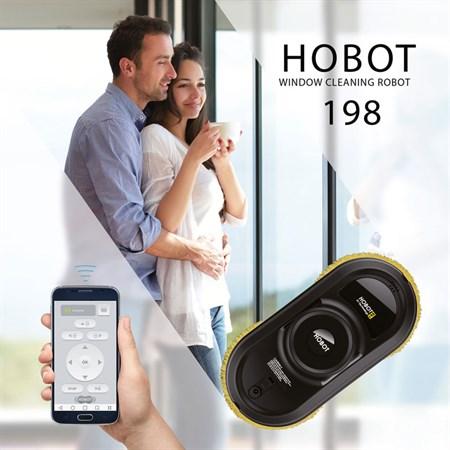 Robotický čistič oken HOBOT 198
