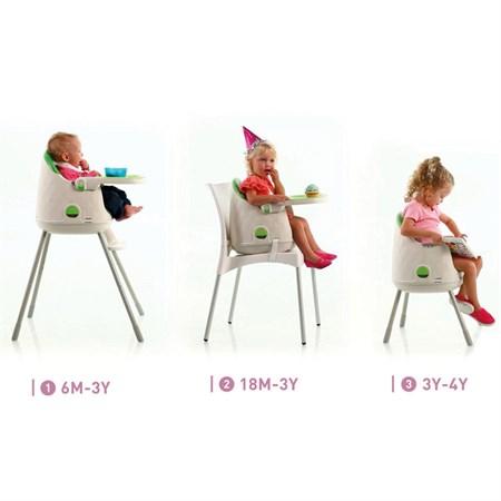 MULTI DINE stolička s odděl. nohami