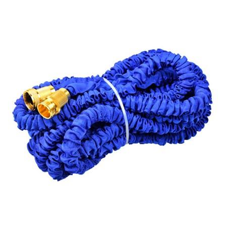 Hadice zahradní smršťovací, 10m-30m, 7 funkcí, dvojitý pletenec, GEKO