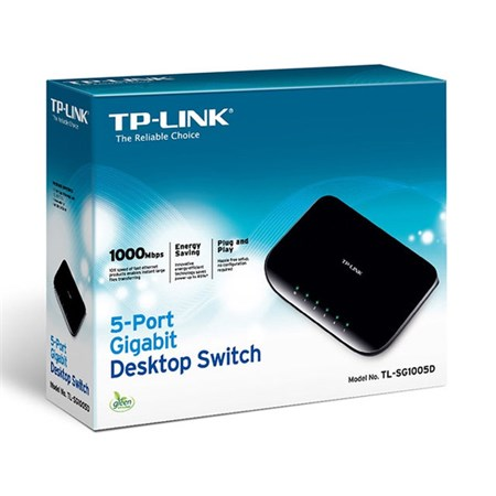 Switch TP-LINK SG1005D
