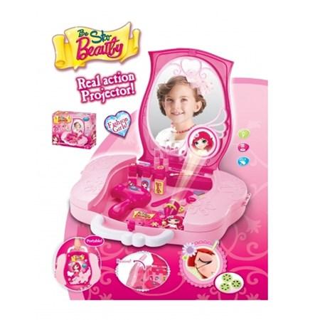 Kufřík kosmetický G21 dětský s příslušenstvím