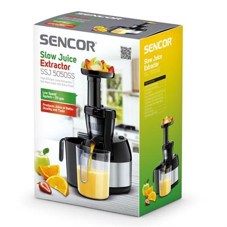 Odšťavňovač SENCOR SJE 5050SS