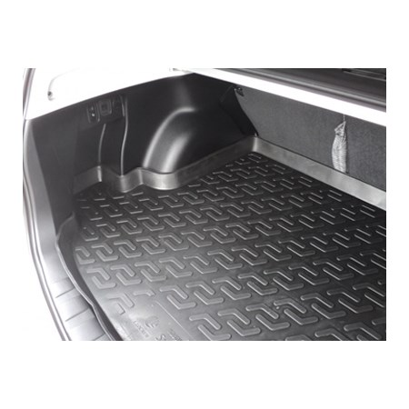 Vana do kufru plastová Škoda Octavia II Sedan / Liftback (1Z) (04-13)