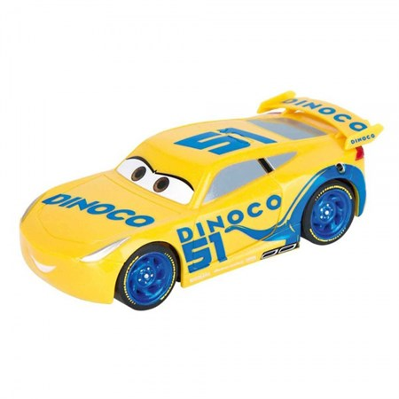 Autodráha CARRERA FIRST 63011 DISNEY CARS 3