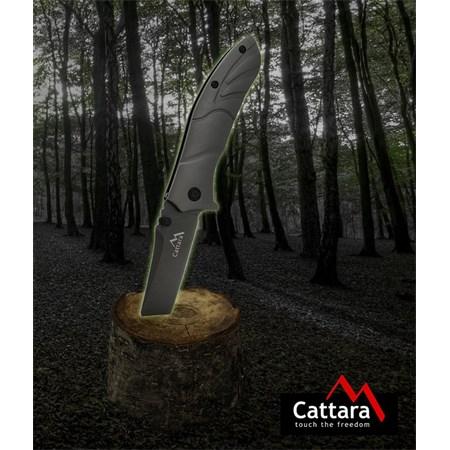 Nůž kapesní zavírací CATTARA TITAN, s pojistkou, 22cm
