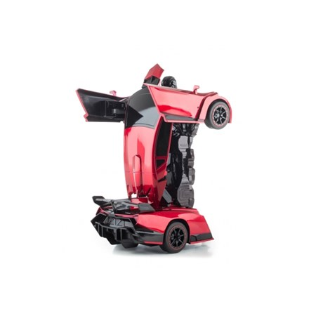 RC model ROBOT G21 RED WARRIOR