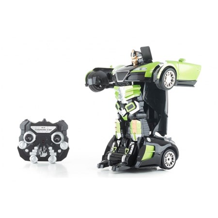 RC model ROBOT G21 GREEN KING