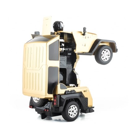 RC model ROBOT G21 GOLD ALIEN