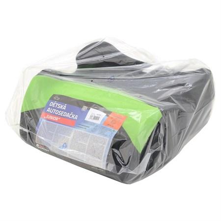 Autosedačka dětská JUNIOR 22-36kg COMPASS zelená