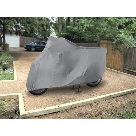 Plachta na motocykl ochranná XXL 100% WATERPROOF