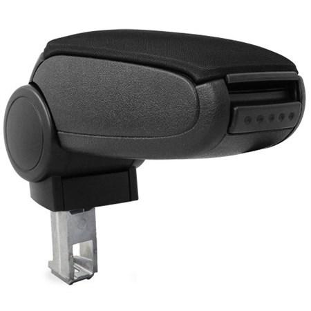 Opěrka loketní AUDI A4 2001 - 2008 textilní černá