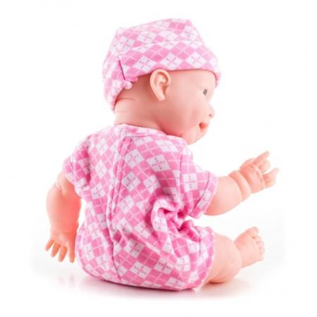 Panenka G21 JASMINA 35 cm + růžové doplňky