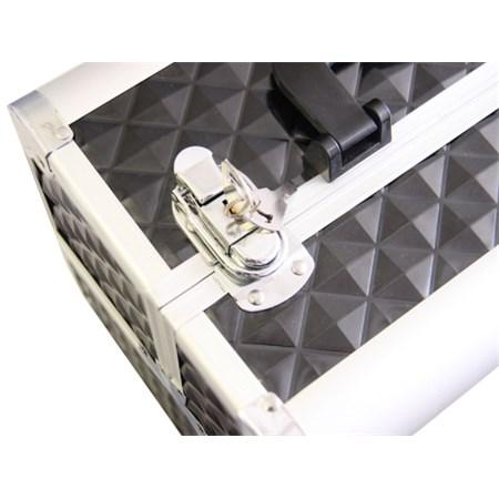 Kufřík kosmetický PROTEC hliník mozaika