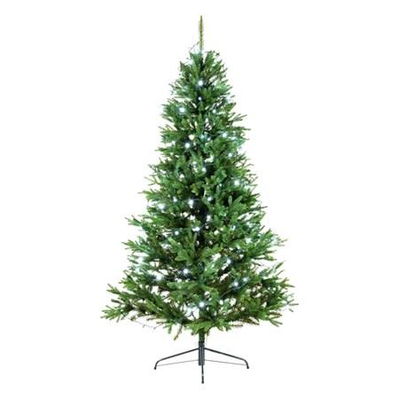 Řetěz vánoční  500 LED 50m studená bílá, IP44,klasický, RETLUX RXL116