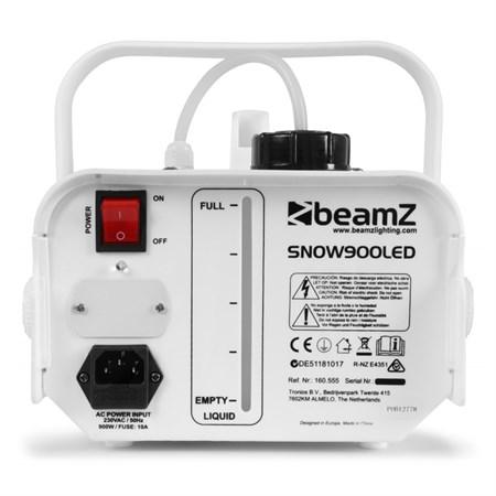 Výrobník umělého sněhu BeamZ Snow900LED
