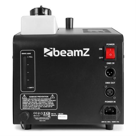Výrobník bublin s mlhou BeamZ 3v1